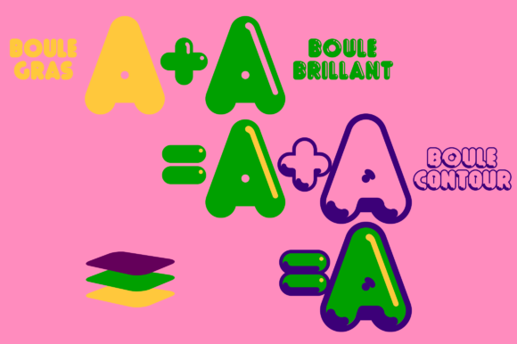 Download Free Boule Plus Font By Ingofonts Creative Fabrica for Cricut Explore, Silhouette and other cutting machines.