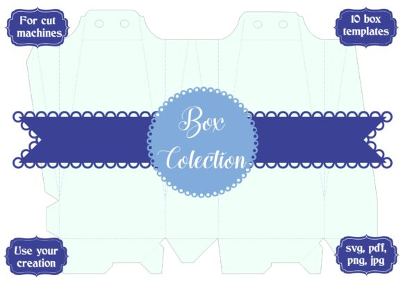 Box Pack Graphic Download