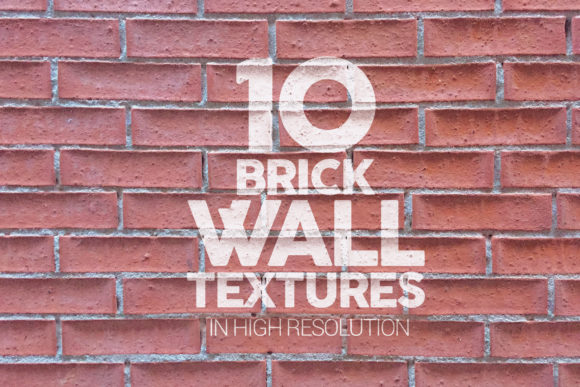 Brick Wall Textures X10 Graphic Textures By SmartDesigns