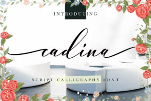 Cadina Font By Sulthan Studio