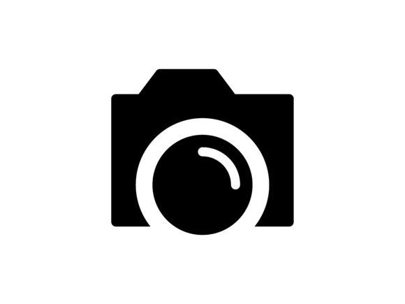 Camera Glyph Vector Icon Graphic Icons By tutukof