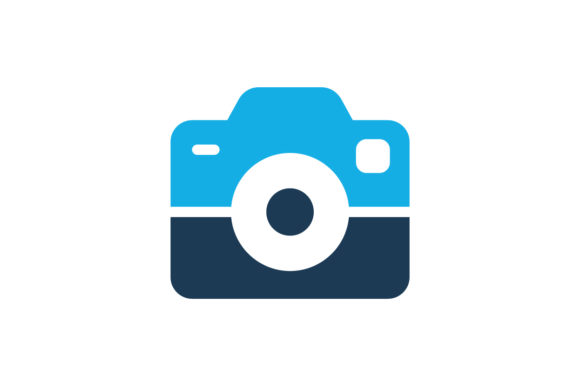 Download Free Camera Icn Graphic By Ahlangraphic Creative Fabrica for Cricut Explore, Silhouette and other cutting machines.
