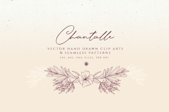 Print on Demand: Chantalle Flowers Graphic Illustrations By webvilla - Image 7