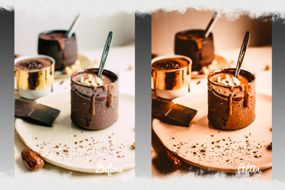 Download Free Chocolate Presets Lightroom Mobile Pc Grafico Por 2suns SVG Cut Files