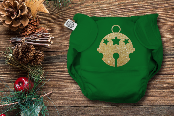 Download Free Christmas Sleigh Bell Graphic By Designedbygeeks Creative Fabrica for Cricut Explore, Silhouette and other cutting machines.