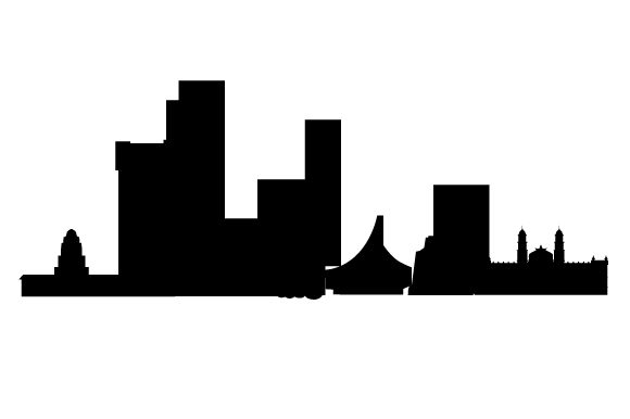 Download Free City Landscape Pretoria Svg Cut File By Creative Fabrica Crafts for Cricut Explore, Silhouette and other cutting machines.