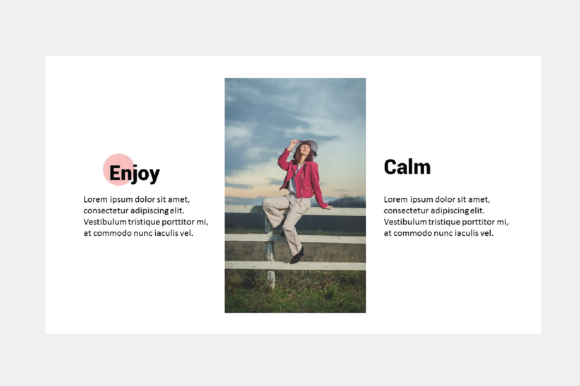 Clam and Joy Powerpoint Template Graphic Presentation Templates By OKEVECTOR - Image 7