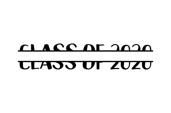 Class Of 2020 Svg Cut File By Creative Fabrica Crafts Creative