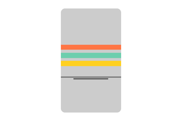 Download Free Colorful Refrigerators Svg Cut File By Creative Fabrica Crafts for Cricut Explore, Silhouette and other cutting machines.