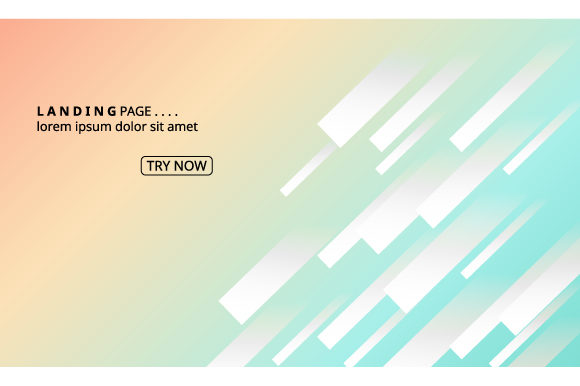 Print on Demand: Colorful  Geometric Background Graphic Backgrounds By iop_micro