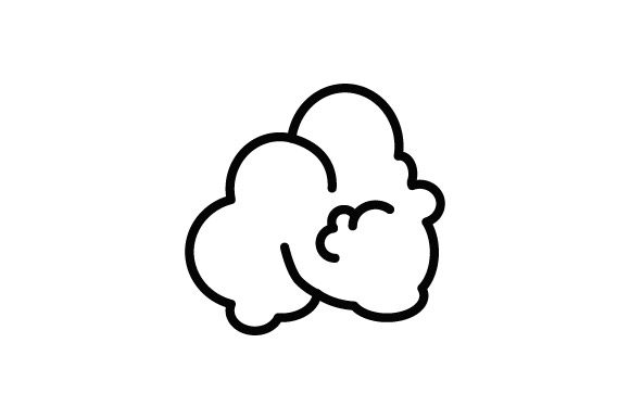 Download Free Cotton Wool Icon Grafico Por Hellopixelzstudio Creative Fabrica for Cricut Explore, Silhouette and other cutting machines.