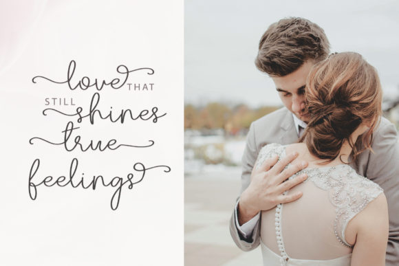 Print on Demand: Darling Script & Handwritten Font By paulhewittype - Image 2