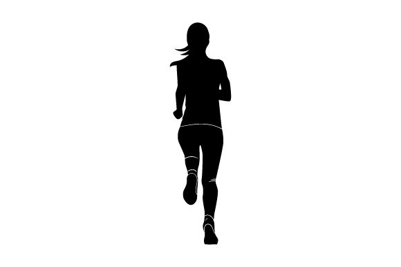 Download Free Detailed Sports Silhouette For Athletics Running Svg Cut File for Cricut Explore, Silhouette and other cutting machines.