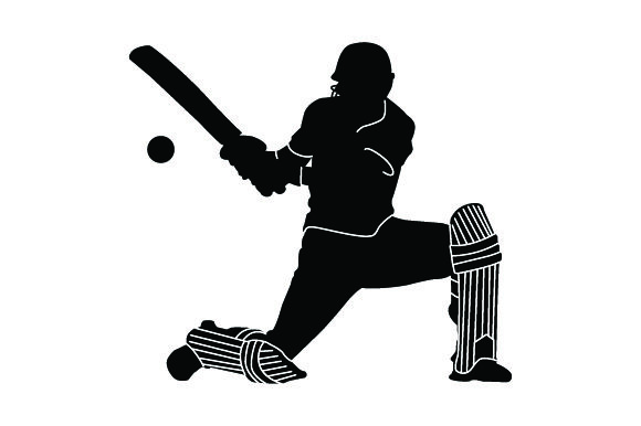 Download Free Detailed Sports Silhouettes For Cricket Svg Cut File By Creative for Cricut Explore, Silhouette and other cutting machines.