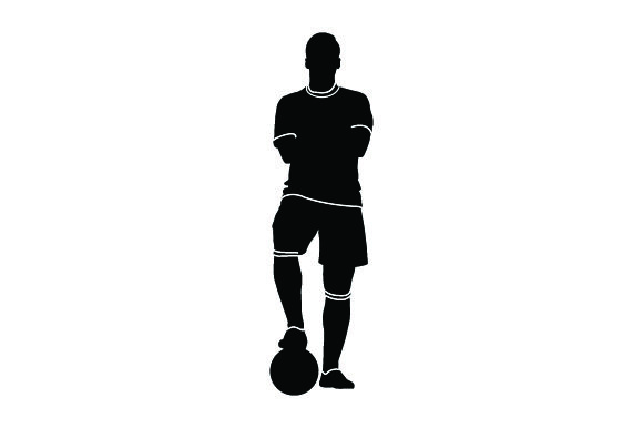Download Free Detailed Sports Silhouettes For Soccer Svg Cut File By Creative Fabrica Crafts Creative Fabrica for Cricut Explore, Silhouette and other cutting machines.
