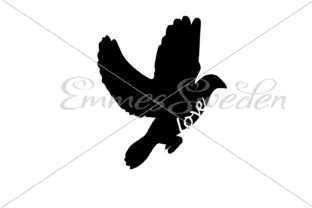 Download Free Dove Silhouette Love Svg Graphic By Emmessweden Creative Fabrica for Cricut Explore, Silhouette and other cutting machines.