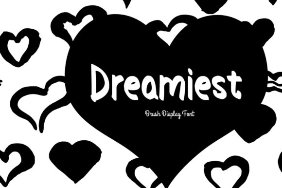 Dreamiest Display Font By FontCove