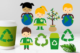Earth Day Go Green Graphic By Revidevi