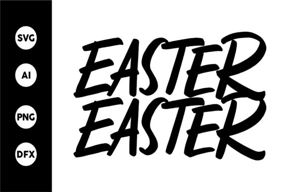 Easter SVG Graphic By goodjavastudio