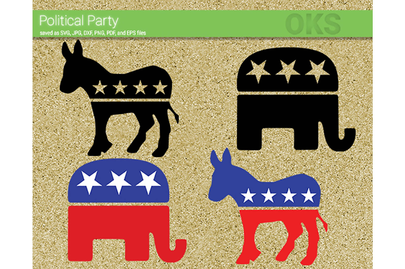 Download Free Election Political Party Svg Vector Graphic By Crafteroks for Cricut Explore, Silhouette and other cutting machines.