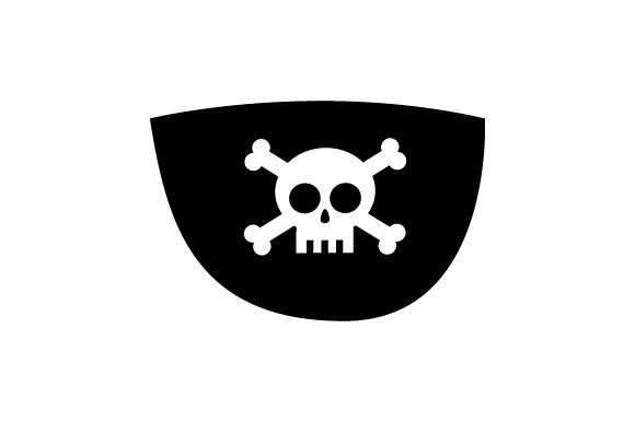 Eye Patches Pirates Craft Cut File By Creative Fabrica Crafts
