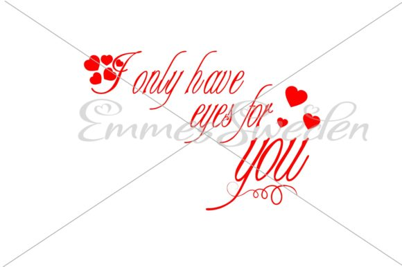 Download Free Eyes For You Svg Valentines Day Svg Graphic By Emmessweden Creative Fabrica PSD Mockup Template
