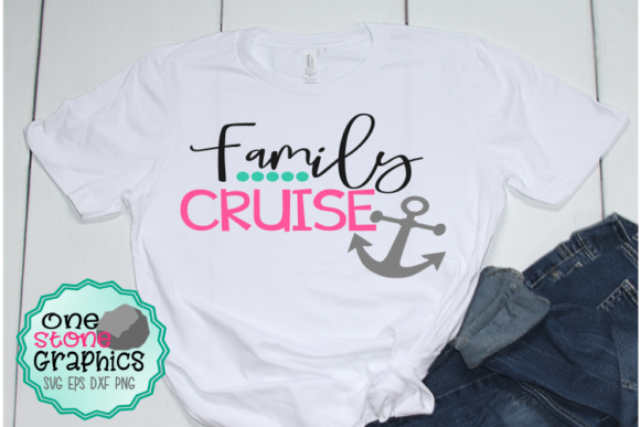Download Free Family Cruise Svg Cruise Svg Graphic By Onestonegraphics for Cricut Explore, Silhouette and other cutting machines.