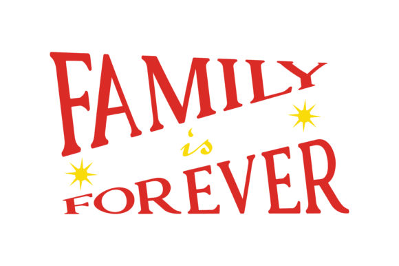 Download Free Family Is Forever Quote Svg Cut Graphic By Thelucky Creative for Cricut Explore, Silhouette and other cutting machines.