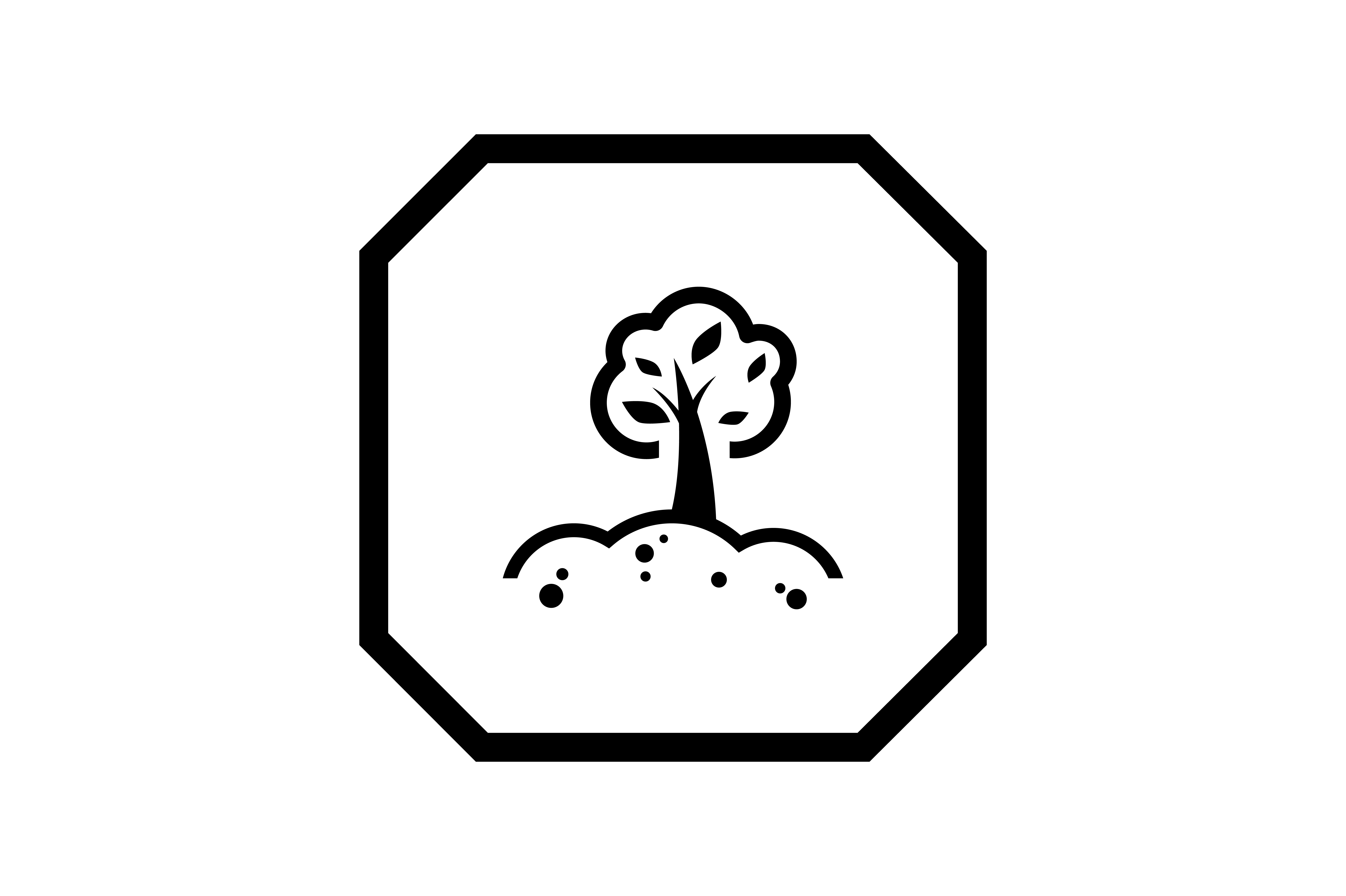 Download Free Farming Tree Icon Graphic By Zafreeloicon Creative Fabrica for Cricut Explore, Silhouette and other cutting machines.