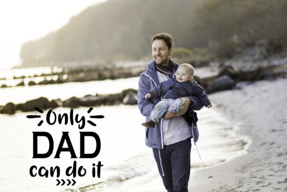 Print on Demand: Father's Day Cards-Photo Overlays Graphic Illustrations By Happy Printables Club - Image 4