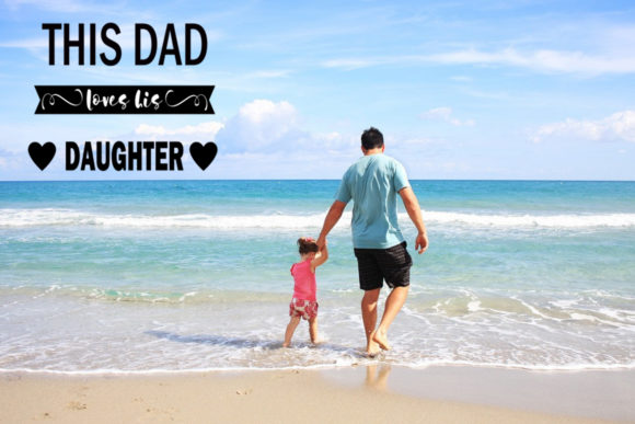 Print on Demand: Father's Day Cards-Photo Overlays Graphic Illustrations By Happy Printables Club - Image 6