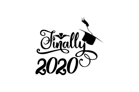 Download Free Finally 2020 Svg Cut File By Creative Fabrica Crafts Creative for Cricut Explore, Silhouette and other cutting machines.