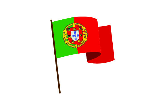 Download Free Flag Of Portugal Svg Cut File By Creative Fabrica Crafts for Cricut Explore, Silhouette and other cutting machines.