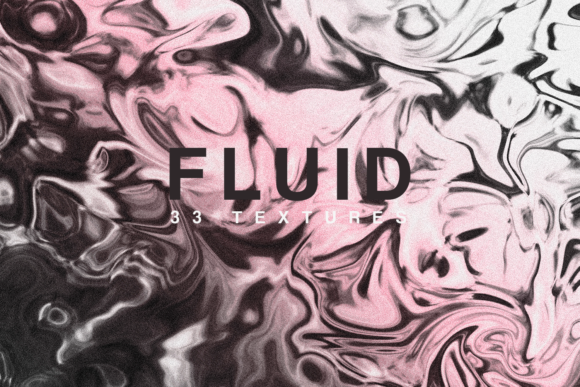 Fluid Textures Marble Ink Rose Pink Graphic Textures By 2SUNS