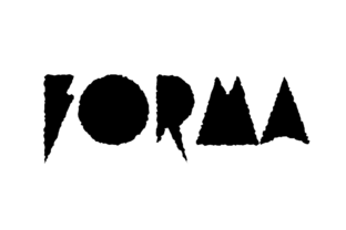 Forma Rough Display Font By Etewut