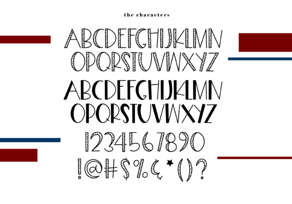Print on Demand: Freedom Display Font By KA Designs - Image 9