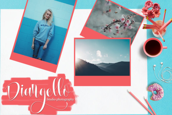 Girly Night Font By Natural Ink Image 3