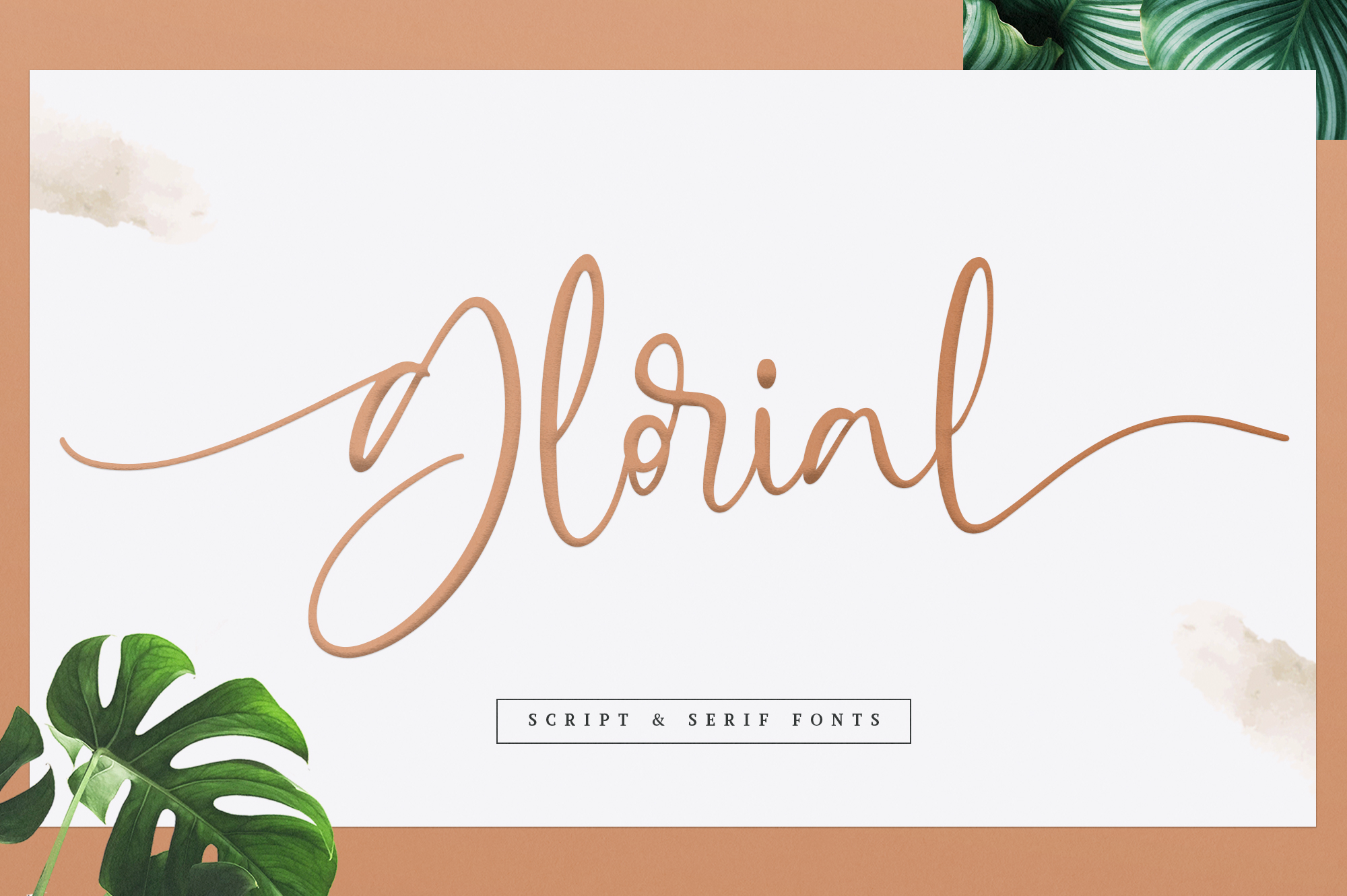 Download Free Glorial Duo Schriftarten Von Runsell Graphic Creative Fabrica for Cricut Explore, Silhouette and other cutting machines.