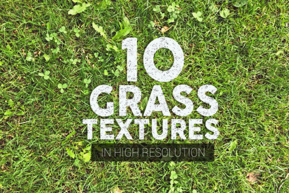 Grass Textures X10 Graphic Textures By SmartDesigns