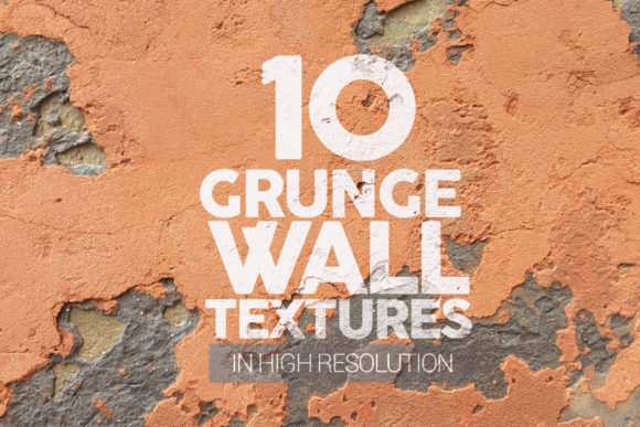 Grunge Wall Textures X10 Graphic Textures By SmartDesigns