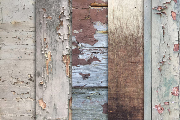 Grunge Wood Textures X10 Graphic Textures By SmartDesigns - Image 3