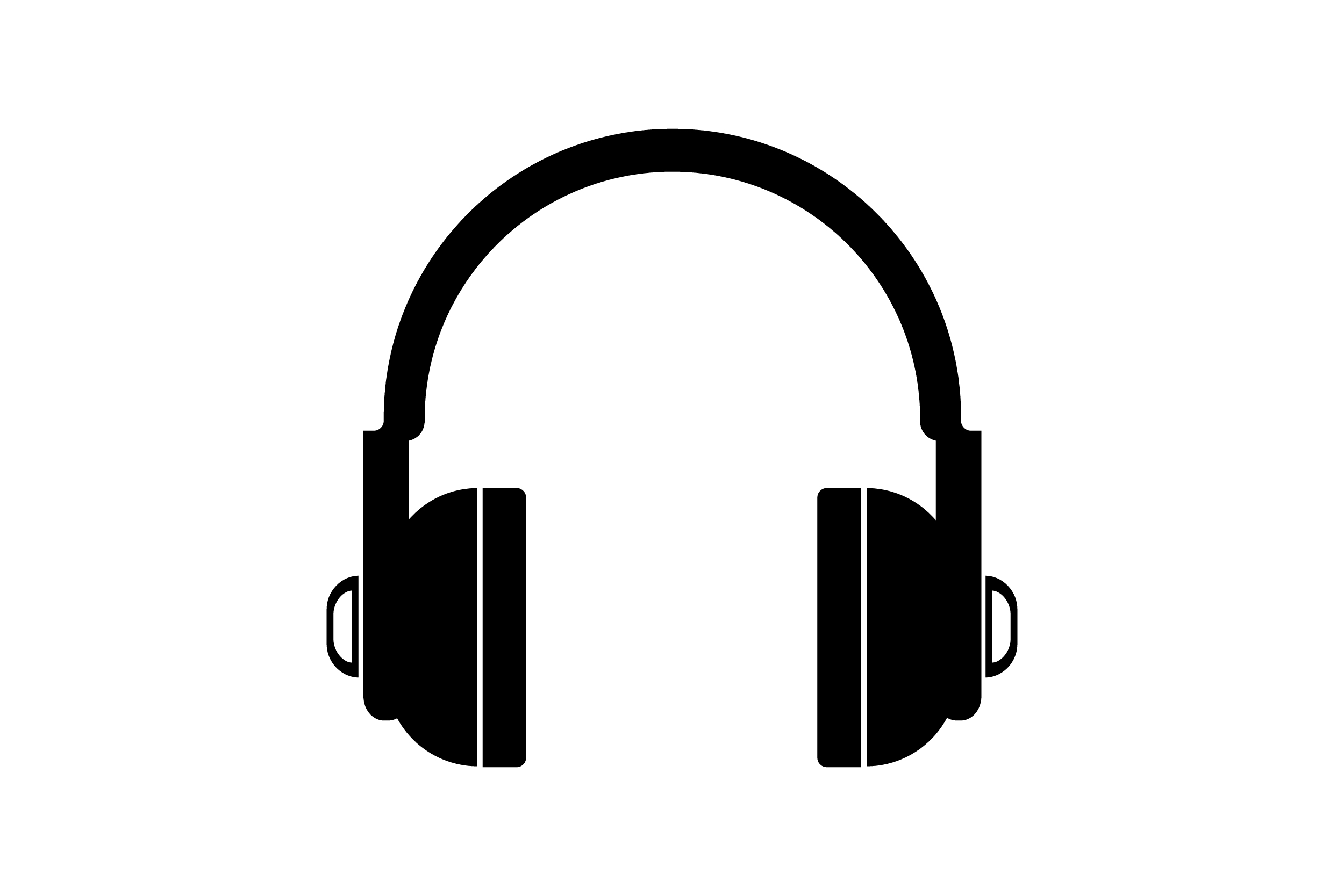 Download Free Headphone Icon Vector Graphic By Techno Aroma Creative Fabrica for Cricut Explore, Silhouette and other cutting machines.
