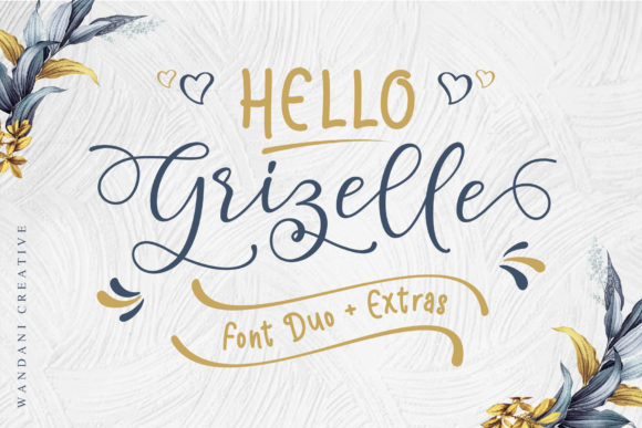 Hello Grizelle Duo