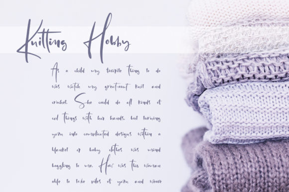 Print on Demand: Holly Jolly Script & Handwritten Font By Happy Letters - Image 10