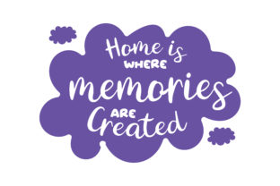 Download Free Home Is Where Memories Are Created Quote Svg Cut Graphic By SVG Cut Files