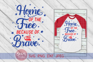 Home of the Free Graphic By Jessica Maike