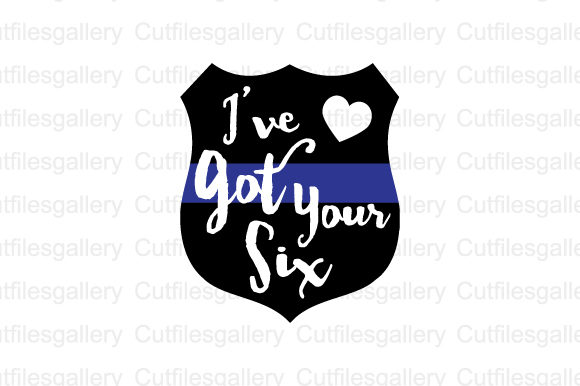 Download Free I Have Got Your Six Svg Graphic By Cutfilesgallery Creative for Cricut Explore, Silhouette and other cutting machines.