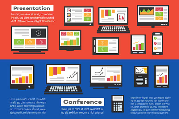 Print on Demand: Icons Business Communications Graphic Icons By AlexZel