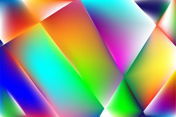 Illustration of Abstract Wavy Geometric Graphic Backgrounds By MrBrahmana
