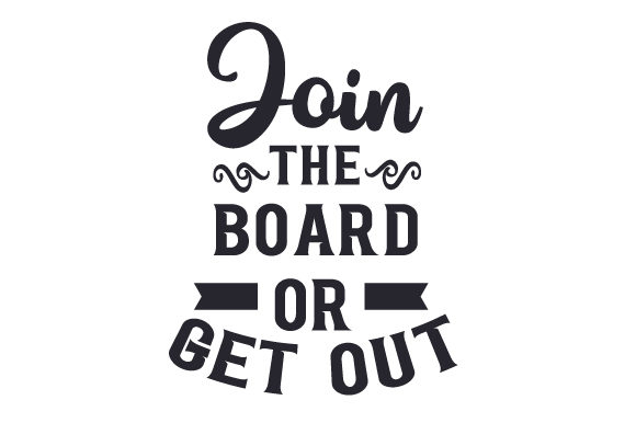 Join the Board Game or Get out Games Craft Cut File By Creative Fabrica Crafts